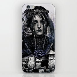 Iris Von Everec - The Witcher iPhone Skin