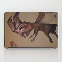nightmare iPad Cases featuring Nightmare by Walko