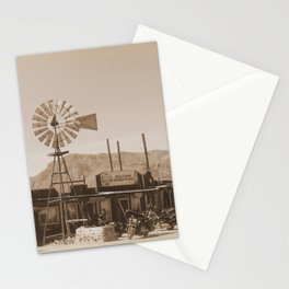 Steel Horses Stationery Cards