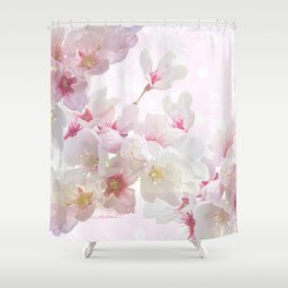 In Early Spring Shower Curtain