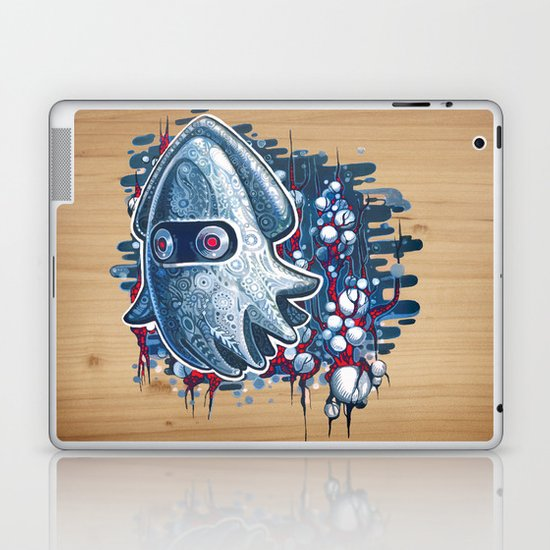A GHOST IS BORN Laptop & iPad Skin