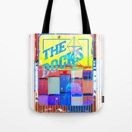 The Docks Tote Bag