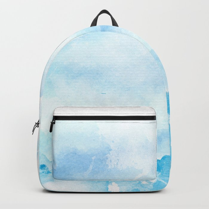 Sea and the sky Backpack