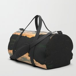 Great Smoky Mountains Lake - Nature Photography Duffle Bag