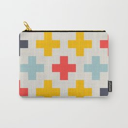 Retro Cross Heaven Carry-All Pouch