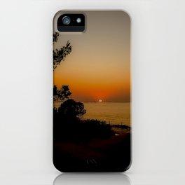 Ibiza Sunset iPhone Case