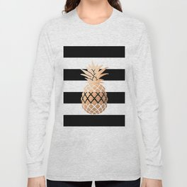 Pineapple Vibes Long Sleeve T-shirt