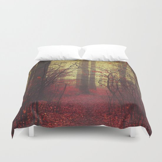 way in Duvet Cover