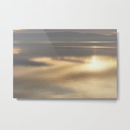 the magic of water and light 2 Metal Print