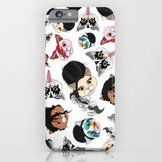 Pop Cats iPhone 6s Slim Case