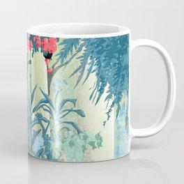 Flowered terrace Coffee Mug