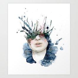 Poff Art Print