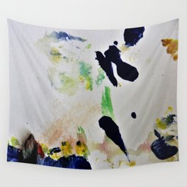 Brush Wall Tapestry