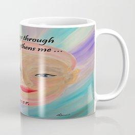 All Things Even Cancer Coffee Mug