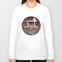 cycle Long Sleeve T-shirts featuring cycle cycle by kotovska