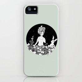 Travelling - Dream of Shining Night iPhone Case