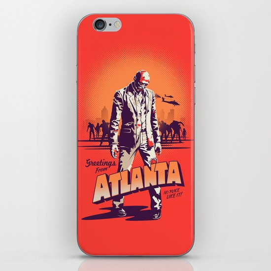 No Place Like it! iPhone & iPod Skin