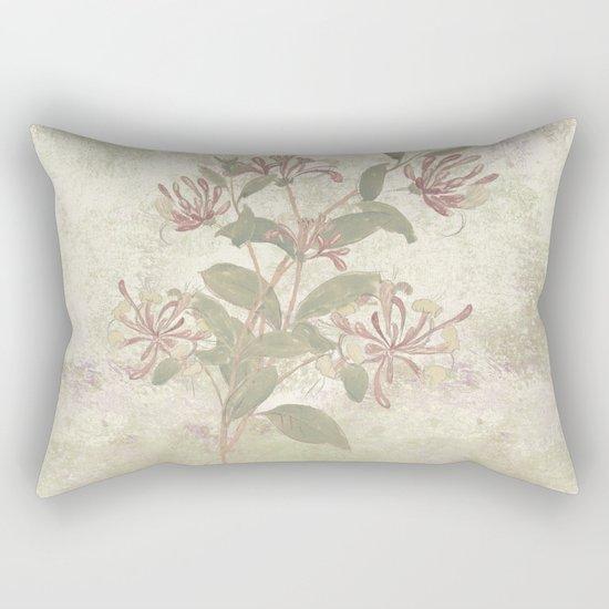 Harmonies and sweet sounds Rectangular Pillow