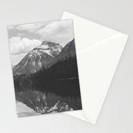 Peace At Lake McDonald  Stationery Cards