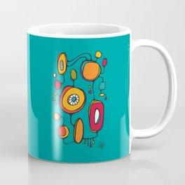 Scribbles 01 in Color Coffee Mug