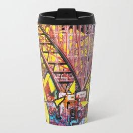 Aurora Bridge Travel Mug