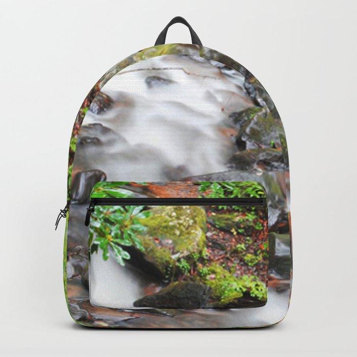 Stream Timelapse Backpack