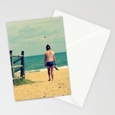 Sandy Toes Stationery Cards