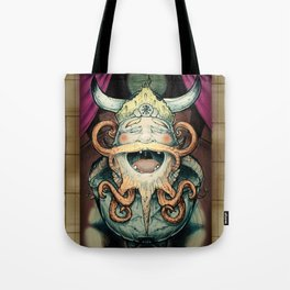 Song of Odin Tote Bag