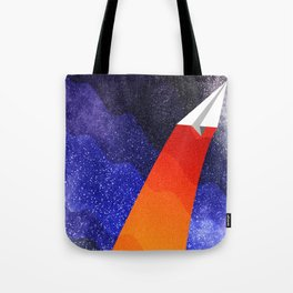 Throw It Out There Tote Bag