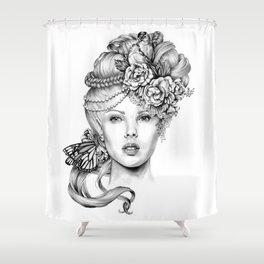 Balsamine Shower Curtain
