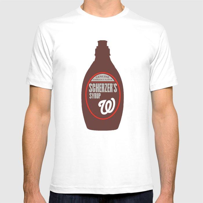 Scherzer's Syrup T-shirt