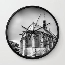 Cemetry Chapel Wall Clock