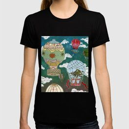 Hot Air Balloons I T-shirt