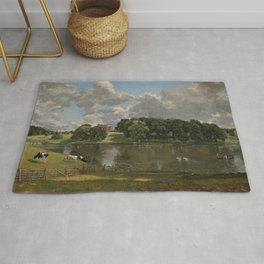 John Constable - Wivenhoe Park Rug