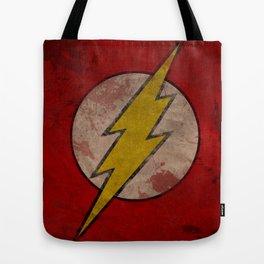 Remember The Flash Tote Bag