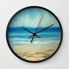 Marina ign Wall Clock