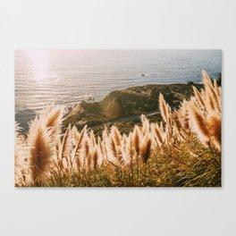 Big Sur at Sunset Canvas Print