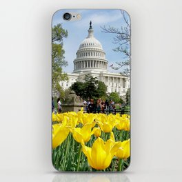 US Capitol iPhone Skin