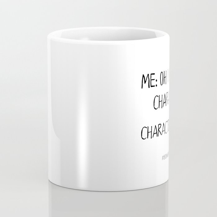 Bookworm Problems (Character Deaths) Coffee Mug