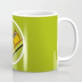 Sideways Coffee Mug
