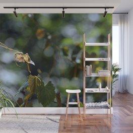 Glistening Veins Wall Mural