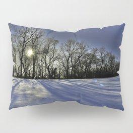 Winter on the Prairies Pillow Sham