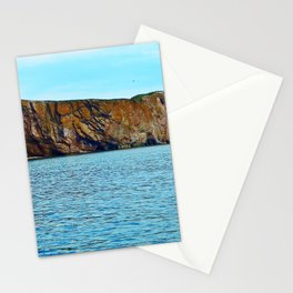 Le Rocher Perce panoramic Stationery Cards