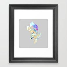 ACRYLIC IV Framed Art Print
