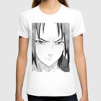 sasuke T-shirts featuring Sasuke by DeMoose_Art