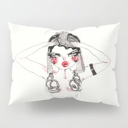 Ode To Theda Pillow Sham
