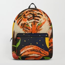 Burnt The Fire Of Thine Eyes Backpack
