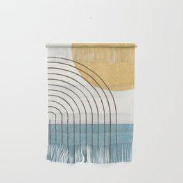 Sunny ocean Wall Hanging