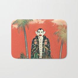 Dracula in the jungle Bath Mat
