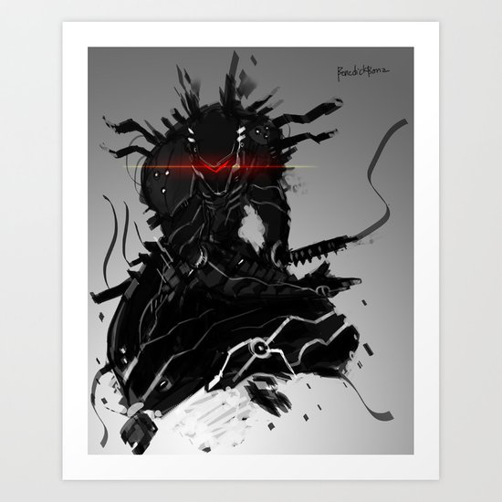 Time Kill Art Print
